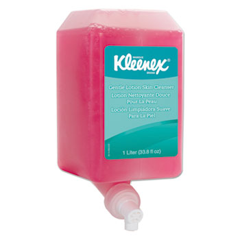 Kleenex® Skin Care Cleanser Thumbnail