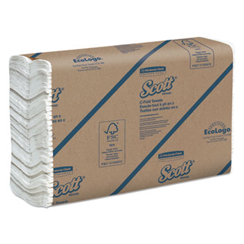 Scott® Folded Paper Towels Thumbnail