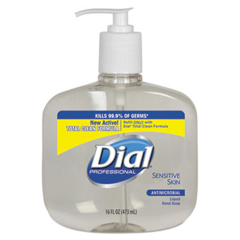 Dial® Professional Antimicrobial Soap for Sensitive Skin Thumbnail