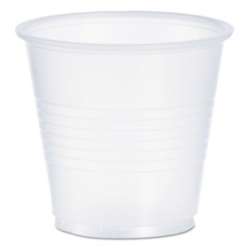Dart® Conex® Galaxy® Polystyrene Plastic Cold Cups Thumbnail