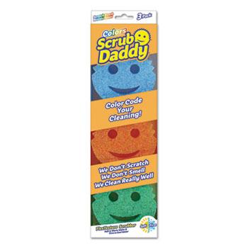 Scrub Daddy® Scratch-Free Scrubbing Sponge Thumbnail