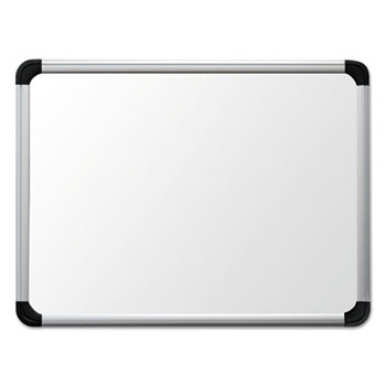 Universal® Deluxe Porcelain Magnetic Dry Erase Board Thumbnail
