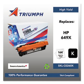 Triumph™ CE260A, CE260X, CE261A, CE262A, CE263A Toner Thumbnail