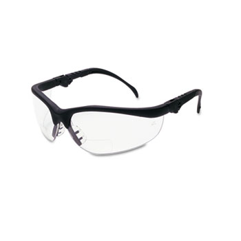 MCR™ Safety Klondike® Magnifier Safety Glasses Thumbnail