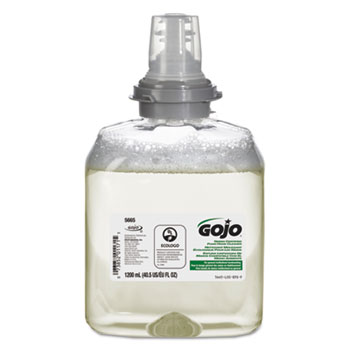 GOJO® TFX™ Green Certified™ Foam Soap Refill Thumbnail