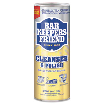 Bar Keepers Friend® Powdered Cleanser & Polish Thumbnail