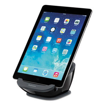 Fellowes® I-Spire Series™ Tablet SuctionStand™ Thumbnail