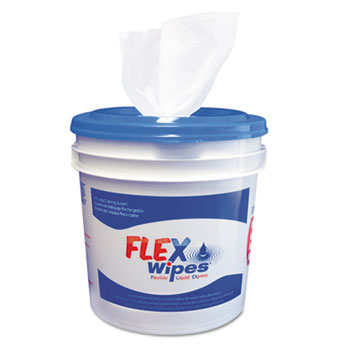 Cascades PRO Tuff-Job™ Flex Wipes™ Refillable Wiper and Bucket System Thumbnail
