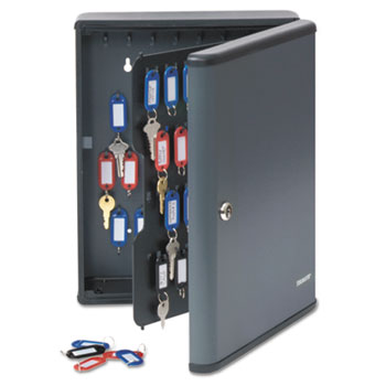 SteelMaster® Security Key Cabinets Thumbnail