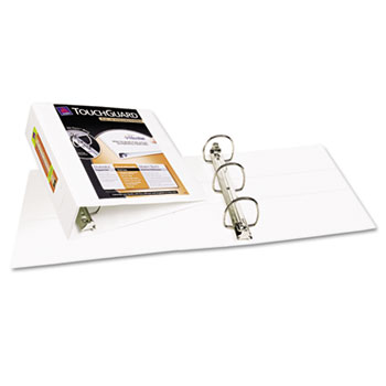 Avery® Touchguard™ Antimicrobial View Binder with Slant Rings Thumbnail