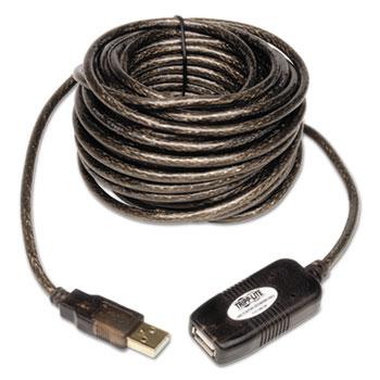 Tripp Lite USB 2.0 Active Extension Cable Thumbnail