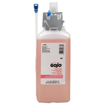 GOJO® 1,500-ml Cartridge Refill for CX™ and CXi™ Counter Mount Dispenser Thumbnail