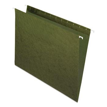 Pendaflex® Standard Green Hanging Folders Thumbnail
