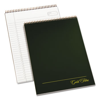 Ampad® Gold Fibre® Wirebound Writing Pad with Cover Thumbnail