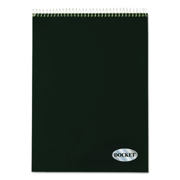 TOPS™ Docket™ Ruled Wirebound Pad with Cover Thumbnail