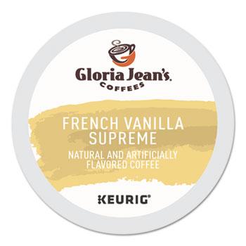 Gloria Jean's® French Vanilla Supreme Coffee K-Cups® Thumbnail