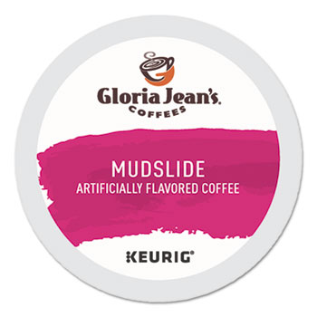 Gloria Jean's® Mudslide Coffee K-Cups® Thumbnail
