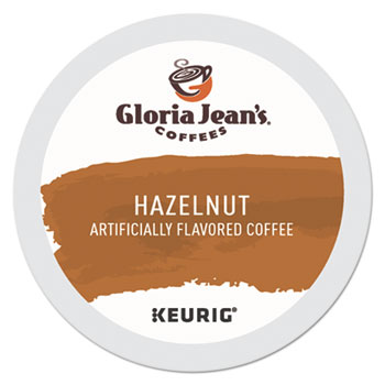 Gloria Jean's® Hazelnut Coffee K-Cups® Thumbnail