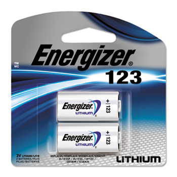 Energizer® Photo Lithium Batteries Thumbnail