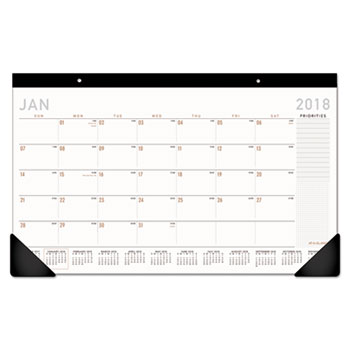 AT-A-GLANCE® Contemporary Monthly Desk Pad Thumbnail