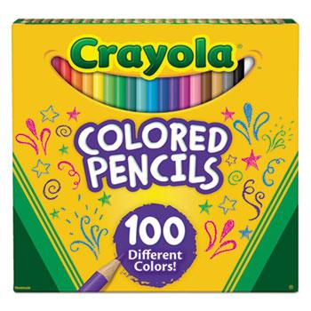 Crayola® Colored Pencil Set Thumbnail