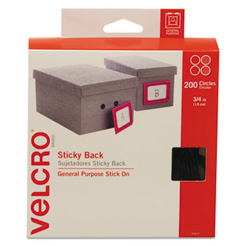 Velcro® Sticky-Back® Fasteners Thumbnail