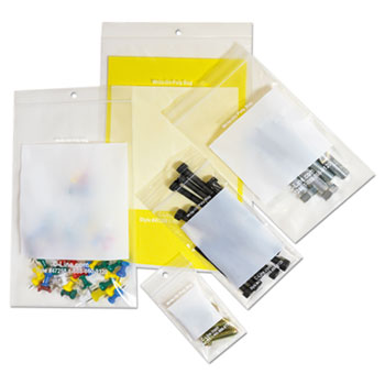 C-Line® Write-On Reclosable Small Poly Bags Thumbnail