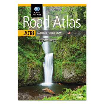 Rand McNally Road Atlas Thumbnail