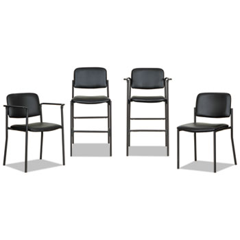 Alera® Sorrento Series Stacking Guest Chair Thumbnail