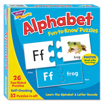 TREND® Fun to Know® Puzzles Thumbnail
