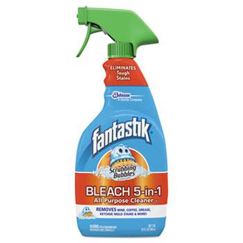 Fantastik® Scrubbing Bubbles® Bleach 5-in-1 All Purpose Cleaner Thumbnail