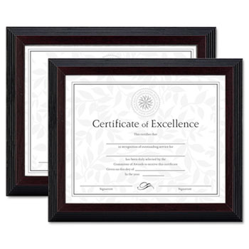 DAX® Stepped Award/Certificate Frame Thumbnail