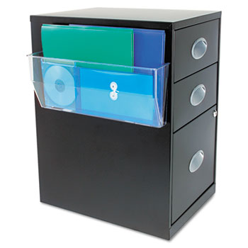 deflecto® DocuPocket® Magnetic File Pocket Thumbnail