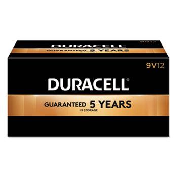 Duracell® CopperTop® Alkaline Batteries Thumbnail