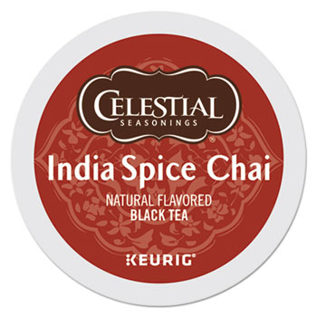 Celestial Seasonings® India Spice Chai Tea K-Cups® Thumbnail