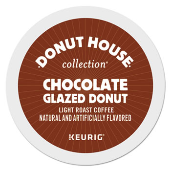 Donut House™ Chocolate Glazed Donut™ K-Cups® Thumbnail