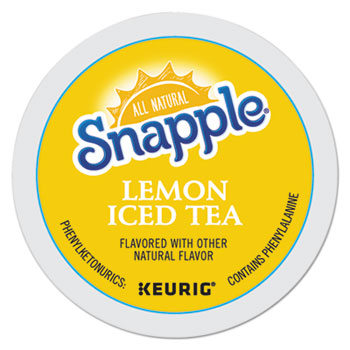 Snapple® Flavored Iced Tea K-Cups® Thumbnail