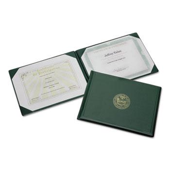 Award Certificate Holder by AbilityOne® NSN7557077 | OnTimeSupplies.com