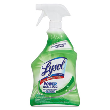 LYSOL® Brand Power White &  Shine Multi-Purpose Cleaner with Bleach Thumbnail