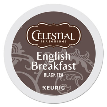 Celestial Seasonings® English Breakfast Black Tea K-Cups® Thumbnail