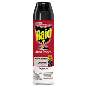 Raid® Fragrance Free Ant & Roach Killer Thumbnail