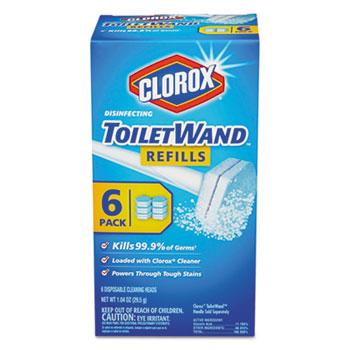 Clorox® Disinfecting ToiletWand™ Refills Thumbnail