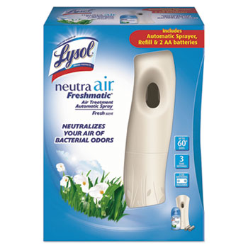 LYSOL® NEUTRA AIR® FRESHMATIC® Starter Kit Thumbnail