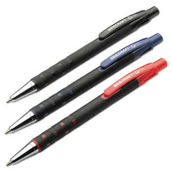 AbilityOne® SKILCRAFT® Rubberized Retractable Ballpoint Pen Thumbnail