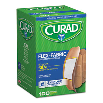 Curad® Flex Fabric Bandages Thumbnail