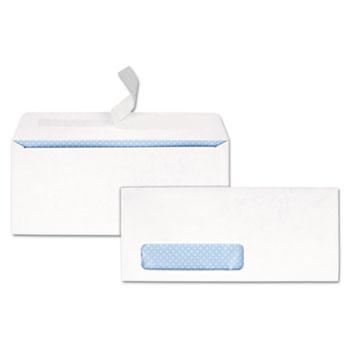 Universal® Peel Seal Strip Business Envelope Thumbnail