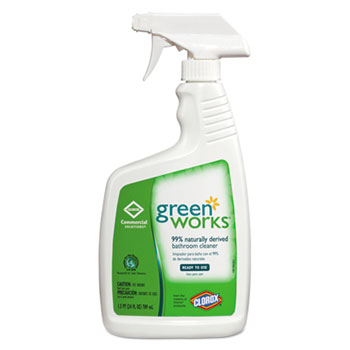 Green Works® Bathroom Cleaner Thumbnail