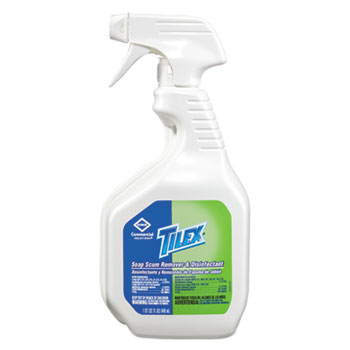 Tilex® Soap Scum Remover and Disinfectant Spray Thumbnail