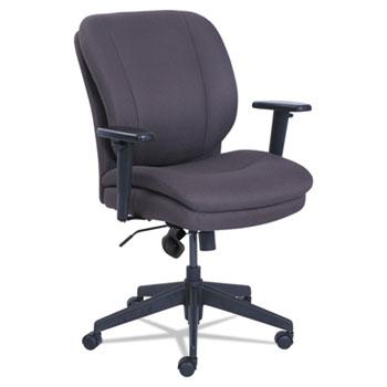 Cosset Ergonomic Task Chair, Gray