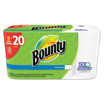 Bounty® Perforated Towel Rolls Thumbnail